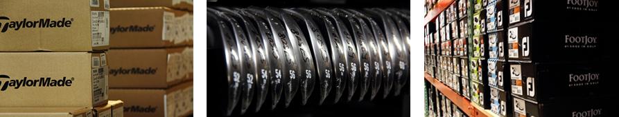 GolfDiscount.com Warehouse Detail