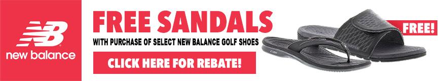 New Balance Cush+ Sandal Promo