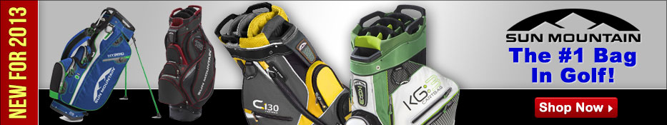 New 2013 bags and carts - NOW IN STOCK!