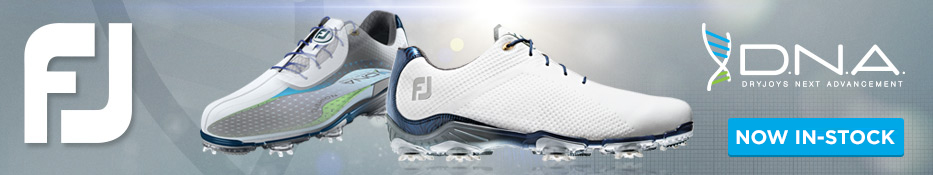 FootJoy DNA Golf Shoes - DryJoys Next Advancement